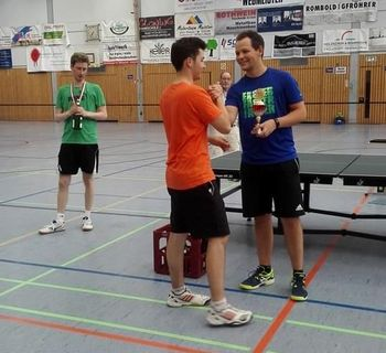 Vereinsmeisterschaften und Stadtmeisterschaften