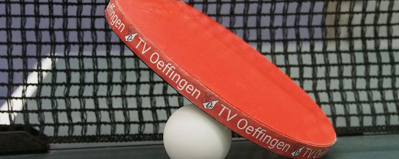 Willkommen auf der Homepage der Tischtennis-Abteilung
